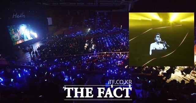 가황들의 맞대결, 빅 이벤트 예고. 조용필은 내년 데뷔 50주년 공연을 앞두고 서울과 대구, 대전 등에서 하반기 간주 형식의 콘서트를 갖는 것으로 조율 중이다. /더팩트 DB