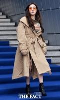 [TF포토] '오늘의 패션왕' 티파니, '콘셉트는 레옹?'