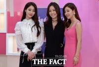 [TF포토] 경리-손태영-기은세, '우리가 이 구역의 미녀 삼총사'