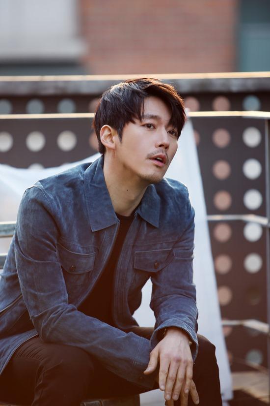 배우 장혁은 자신이 연기한 규남 캐릭터에 대해 작품 후미에 있으면서도 선두에 있다고 표현했다. /sidusHQ 제공