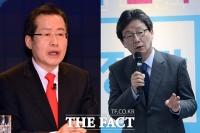 [대선토론] '제2의 이정희=유승민?' 홍준표