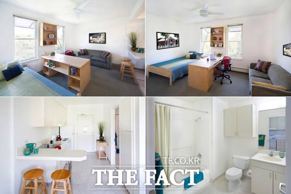 스탠퍼드 대학 홈페이지에 소개된 에스컨디도 빌리지 스튜디오 내부 모습. /사진=스탠퍼드대 홈페이지 캡처
