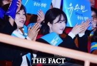 유승민 딸 유담, 지원사격! '문·안·홍·심'의 특급 도우미는?