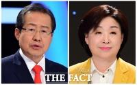 [대선토론] 홍준표, 심상정 '노조' 공격에