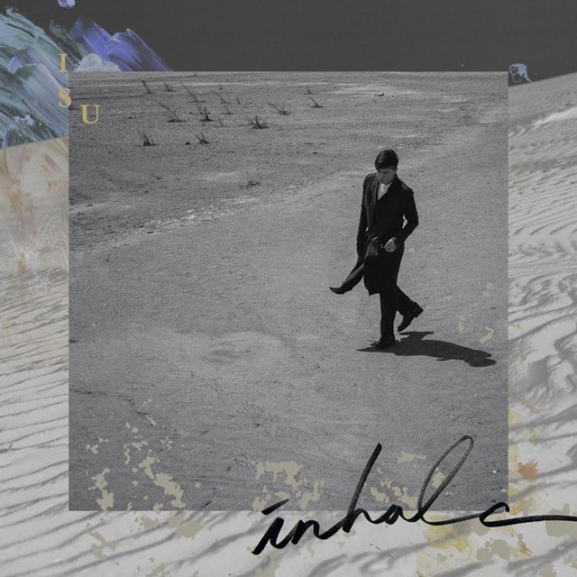 '인헤일' 재킷. 그룹 엠씨더맥스 보컬 이수는 16일 오후 6시 두 번째 솔로앨범 '인헤일'을 발매한다. /325 E&C 제공