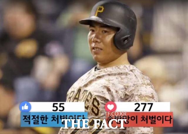강정호 항소 기각! 강정호 항소 기각으로 메이저리그 복귀 가능성이 매우 낮아졌다. /더팩트 페이스북