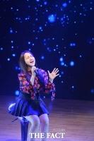 [TF포토] 'K팝스타6' 크리샤츄, '청순하고 호소력 짙은 무대'