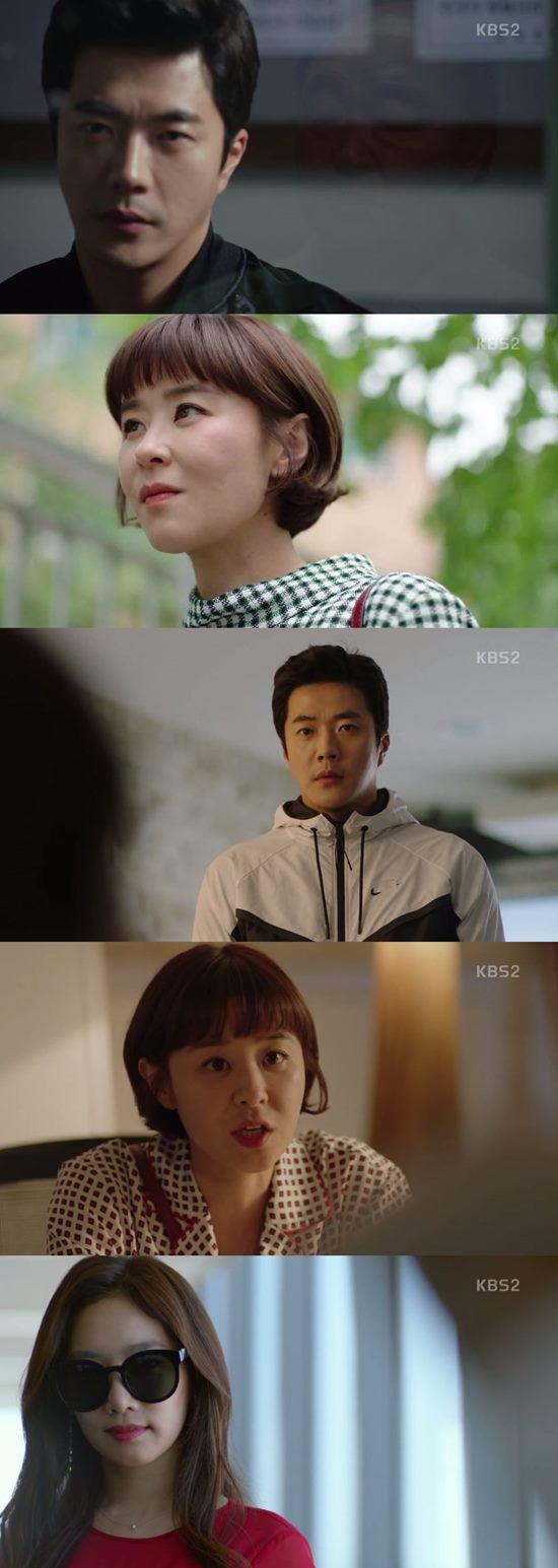 KBS2 수목드라마 추리의 여왕은 시즌2를 예고하는 듯한 전개로 방송을 마무리했다. /추리의 여왕 방송 캡처