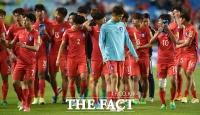 [TF화보] 한국, 잉글랜드 0-1 패배...A조 2위로 16강 진출
