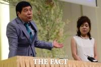 [TF포토] '송대관 폭언 논란' 홍상기, '송대관이 먼저 욕설… 폭언 주장 황당해'