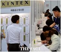 [TF포토] 구직자 7천명 찾은 신세계 채용박람회