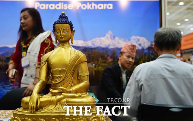 부처의 나라 네팔!