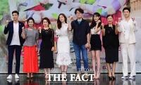 [TF포토] '천적 쌍둥이 자매가 며느리로 만났다!'…별별 며느리 제작발표회