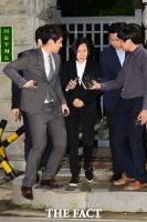 [TF포토] 구치소 떠나는 장시호…국정농단 관련자 중 첫 석방