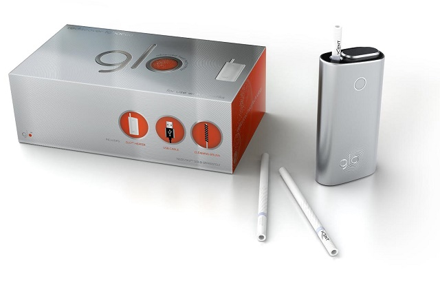 BAT코리아는 궐련형 가열 전자담배인 글로를 8월 중순에 출시할 예정이다. /BAT코리아 제공