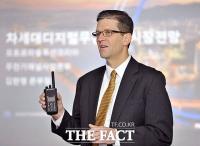 [TF포토] 모토터보 무전기 출시 10주년, '산업현장 생산성 제고 기여'