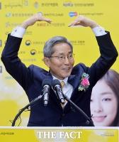 [TF삐컷] 하트 그린 윤종규 회장, '취준생들에게 보내는 마음'