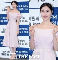 [TF포토] 김예원 '화사한 꽃미소, 핑크빛 매력'