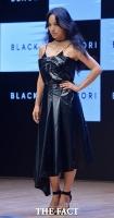 [TF포토] '블랙'으로 돌아온 소길댁 이효리