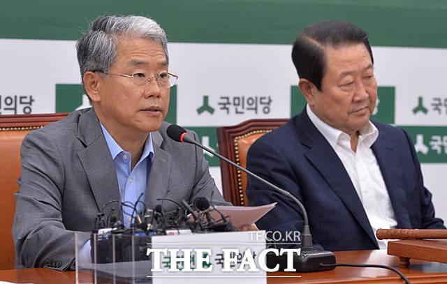 김동철 원내대표도 야당 탄압 발언을 이어가는데...