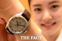 [TF포토] 오메가, 5천만원대 익스클루시브 아이템 공개...'국내 유일 1피스 판매'