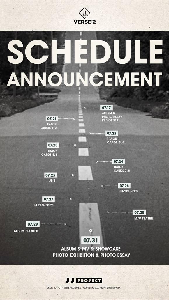 GOT7 활동 다각화, JJ Project 출격! JJ프로젝트가 오는 31일 새 앨범을 발표하고 5년 만에 컴백한다. /JYP엔터테인먼트 제공