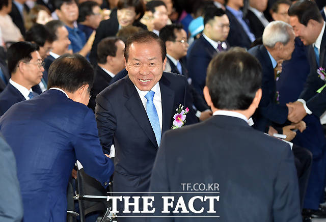 김이수 헌법재판소장 직무대행