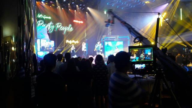 SBS 심야음악 토크쇼 '파티피플'. 방송계 안팎에서는