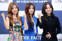 [TF포토] '우리가 이 구역의 미녀 3총사'