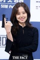 [TF포토] 문채원, '남심 저격하는 올블랙 패션'