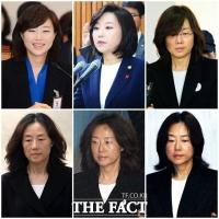 [TF사진관] '실세 장관에서 피의자 그리고 석방'…조윤선 변천사