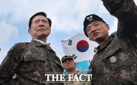 文정부, 첫 군인사 단행…합참의장에 정경두 공군총장 내정
