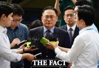 [TF포토] '죄송하고 참담합니다'…군검찰 소환된 박찬주 대장