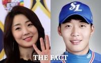 허민♥정인욱, 내년 결혼·임신 6개월