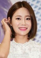 [TF포토] '자신감 넘치는 미소'…배우 도전하는 AOA 서유나