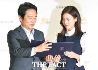[TF사진관] 남경필 '도지사의 수준급 매너'