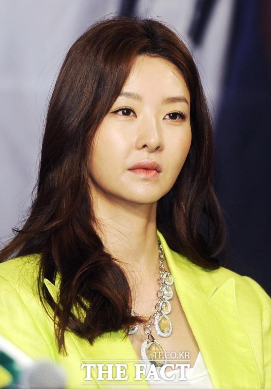 배우 송선미는 지난 21일 불의의 사고로 부군상을 당했다. /더팩트 DB