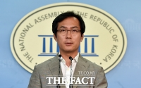 [TF포토] 김영우 국방위원장, '북한 핵보유국 선언할 것!'