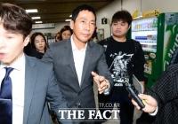 [TF포토] 법원 나서는 김정민 전 남자친구 손태영 대표