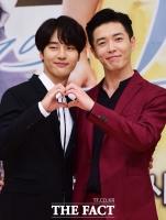 [TF사진관] 양세종-김재욱, 어려운 '브로맨스'