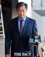 [TF포토] '민간인 댓글부대 운영' 이종명 전 국정원 3차장 검찰 출석