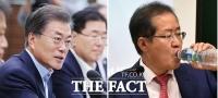 [TF프리즘] 靑 vs 한국당, '5자 회동↔일대일'…文대통령 '협치 난제'