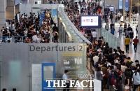'사드 갈등' 한국인 中 여행 대신 일본·동남아로 발길