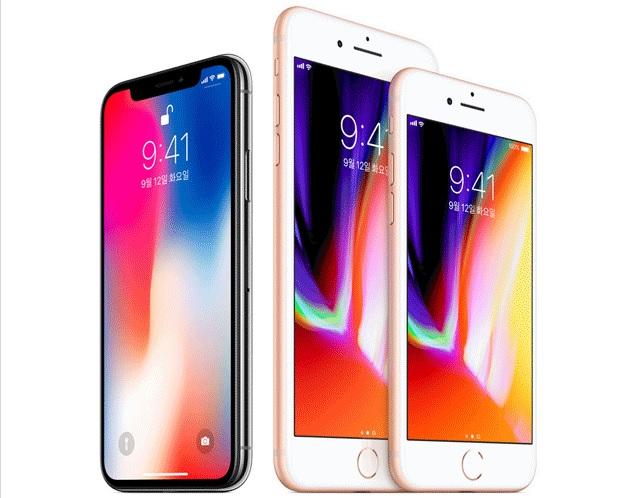 아이폰8, 아이폰X 때문에 인기 없다?