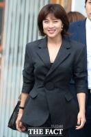 [TF포토] 하지원, '해운대를 밝히는 아름다운 미모'