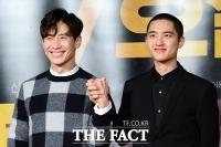 [TF포토] 신하균-도경수, '두 훈남의 찰떡 케미'