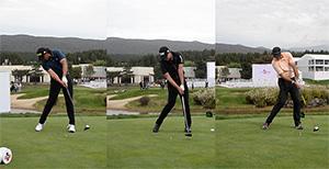 [TF영상] '눈이 번쩍'…PGA 세계각국 프로의 '완벽한 티샷'