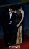 [TF포토] 이지애, 짧은 드레스에 '조마조마~'