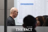 [TF포토] 김주혁 사망 비보...'망연자실' 김종도 대표