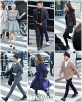 [TF포토] 송중기♥송혜교, '결혼식 빛낸 역대급 ★하객'